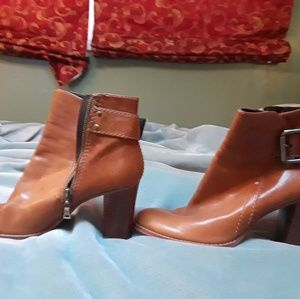 None west ankle boots